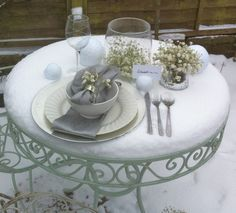 Winter wonderland wedding ideas by Display & Style Events...