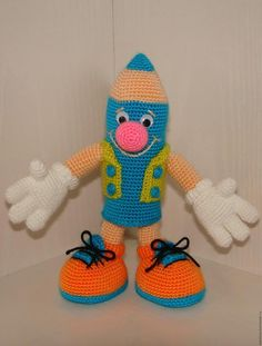 Lápices bebé crochet: clase magistral: publicaciones y clases magistrales - Fair Masters
