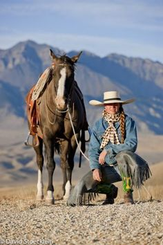 Cowgirls are the Best...