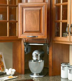 corner appliance garage - Google Search