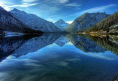 Lakes in Tirol