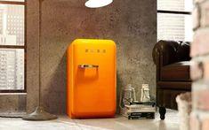 Smeg Kühlschrank Vw : Faszinierende bilder zu u eretro kühlschranku c kitchen dining