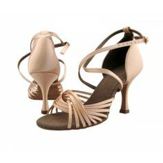 HenryG™ Women Open Toe Latin Salsa Ballroom Dance Shoes: HGB-207 (Custom Order)    Elegant salsa dance women sandals, you will be seduce by the very nice thin straps crossing upon your toes, design like waves. Available in flesh, brown, black, red and ivory, choose it, you will be delighted.   http://henrygdance.com/henrygtm-women-open-toe-latin-salsa-ballroom-dance-shoes-hgb-207-custom-order.html