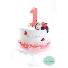 1rst Birthday Ladybug