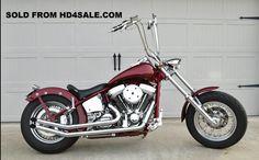 2000 Harley Davidson Dyna Wide Glide Hard Tail Chopper
