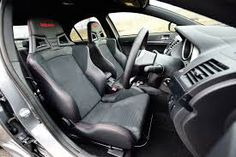 mitsubishi lancer evolution xi interior right side