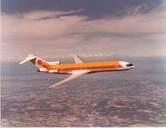Air Jamaica Boeing 727-2J0/Adv 6Y-JMA, circa 1970s. (Photo: Boeing)