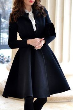 Fashion Sale, Latest Fashion Trends, Womens Fashion, Coats For Women, Jackets For Women, Trendy Outfits, Cool Outfits, Sammy Dress, Vintage Coat