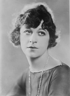 Fanny Brice (October 29, 1891 – May 29, 1951) was a popular and influential American illustrated song model, comedian, singer, theater and film actress, who made many stage, radio and film appearances and is known as the creator and star of the top-rated radio comedy series, The Baby Snooks Show. Thirteen years after her death, she was portrayed on the Broadway stage by Barbra Streisand in the musical Funny Girl and its 1968 film adaptation.