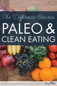 Paleo diets and eating clean have become buzz words in the health and fitness industry. Find out which meal plan is best for you and your weight loss goals.