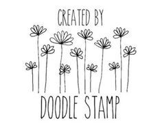 CUSTOM CREATED BY Text Stamp - personalized rubber stamp, rubber stamp, custom rubber stamp, custom branding stamp, customized stamp (hms7)
