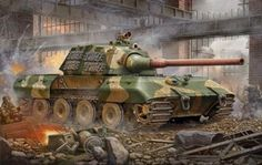 German E100 Super Heavy Tank  Stuks