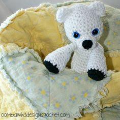 A sweet bear from @O