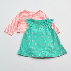 Baby Girl | 0-3 Month Lot: 16 Pieces