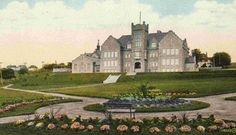 After the Post Office approved the mailing of illustrated postcards in many hand-coloured images of the city were produced, purchased, and mailed to friends and loved ones. The postcards in this collection are primarily from the period between 1897 and Lakehead University, Human Photography, Port Arthur, Classical Architecture, Law School, Post Office, Mansions, Park, House Styles