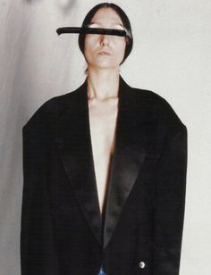 maison martin margiela fall winter 2001/02