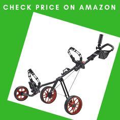 CaddyTek SuperLite Deluxe Golf Cart Golf Push Cart, Golf Carts, Golf Channel, Golf Outfit, Golf Tips, Gym Equipment, Golfers, Youtube, Workout Equipment