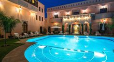 Luxury Guest House Riad in the Zone Touristique Agdal area of Marrakech FOR SALE