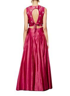 Indian Fashion Designers - Anita Dongre - Contemporary Indian Designer - The Bandhitra Lehenga - AD-AW16-PH3-FW16MB093