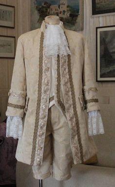 ABITO MASCHILE 1750-60