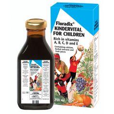 Power Health FLORADIX KINDERVITAL CHILD 250ML