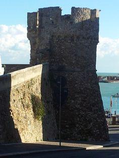 Torre del castello di Termoli (Cb)
