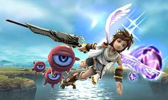 When Kid Icarus: Uprising was teased at the 3DS's launch, it was met with a ...