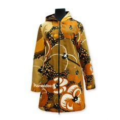 Unique made to measure- winter jacket made of Marjatta Metsovaara´s vintage…
