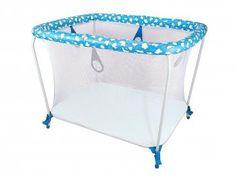 Cercado Lenox Azul para Crianças até 15 kg - Lenox Kiddo com as melhores condições você encontra no Magazine Shopspremium. Confira!
