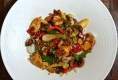 Poulet thaï sauté aux noix de cajou : la recette facile et délicieuse