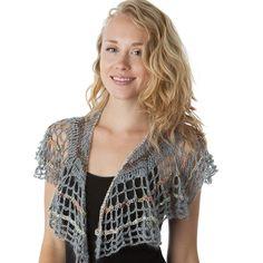 Shawl for All Seasons Crochet Version