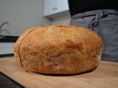 Pan con masa madre.  #masamadre #sourdough #panconmasamadre Different Types Of Bread, My Recipes, Breads, Link, Food, Youtube, Sourdough Bread, Bread Types, Adrenal Cortex
