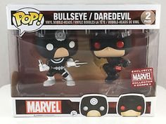 Bullseye/Daredevil two pack #2 Collector Corps Exclusive.