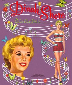 Dinah Shore 1954