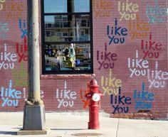 i like you - NE Minneapolis