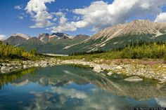 Wrangell-St. Elias National Park and Preserve-Alaska