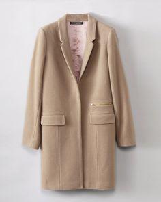 Beife coat! I think I need this!