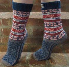 Ready to Go: The Socks pattern by Deborah Tomasello