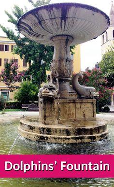 Placed right at the centre of Piazza della Vittoria, it was realized in the first half of the XIX century.Situata al centro dei giardini di Piazza della Vittoria, fu realizzata nella prima metà del XIX secolo.