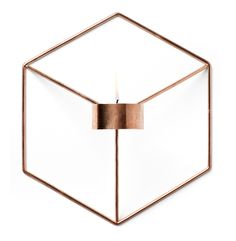 From Danish design brand Menu, the POV Candle Holder is a light, smart and playful product that can be used as a single piece or grouped together. Design Shop, Copper Home Accessories, Copper Wall Art, Modern Luxury Bedroom, Sofa Set Designs, Living Room Sofa Design, Wall Candle Holders, Support Mural, Girl Bedroom Designs