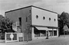 SOK kaupparakennus Raumalla Pajalan tontilla (Riihimäki 1937). Nykyisin rakennus on muutettu hotelliksi.