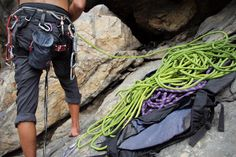 "Every subculture comes with its own vocabulary, and for rock climbers, ""crag"" is as much a part of the rock climbing dictionary as ""beef jerky"" is."