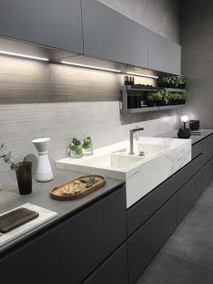 Kitchen Island, Kitchen Inspiration, Interior, Design, Home Decor, Kitchens, Island Kitchen, Decoration Home, Indoor