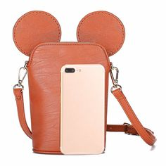 Fashion Chic Clothes Online, Discover The Latest Fashion Trends Mobile Cute Mickey Mouse, Coin Bag, Branded Bags, Black Pattern, Luxury Handbags, St Kitts And Nevis, Purse Wallet, Saddle Bags, Pu Leather