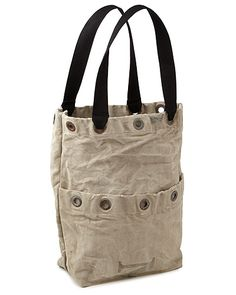 Look What I Found At Uncommongoods Upcycled Usps Mail Sack Tote For