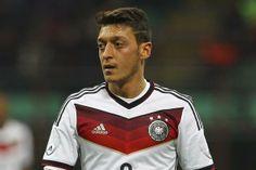 16. Mesut Ozil, Germany