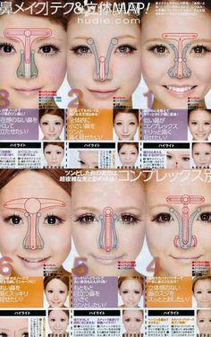 Cara memilih foundation sesuai dengan warna kulit meke up tutorial contouring ccuart Image collections