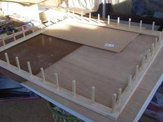 DIY Warping Board | Craftsy