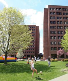 Offenhauer Towers http://www.bgsu.edu/residence-life/housing-options/offenhauer-towers.html