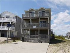 Weekend @ Burnie's is a lovely vacation home located in Nags Head with 6 bedrooms  this house has plenty of room for everyone. The beach access is ...